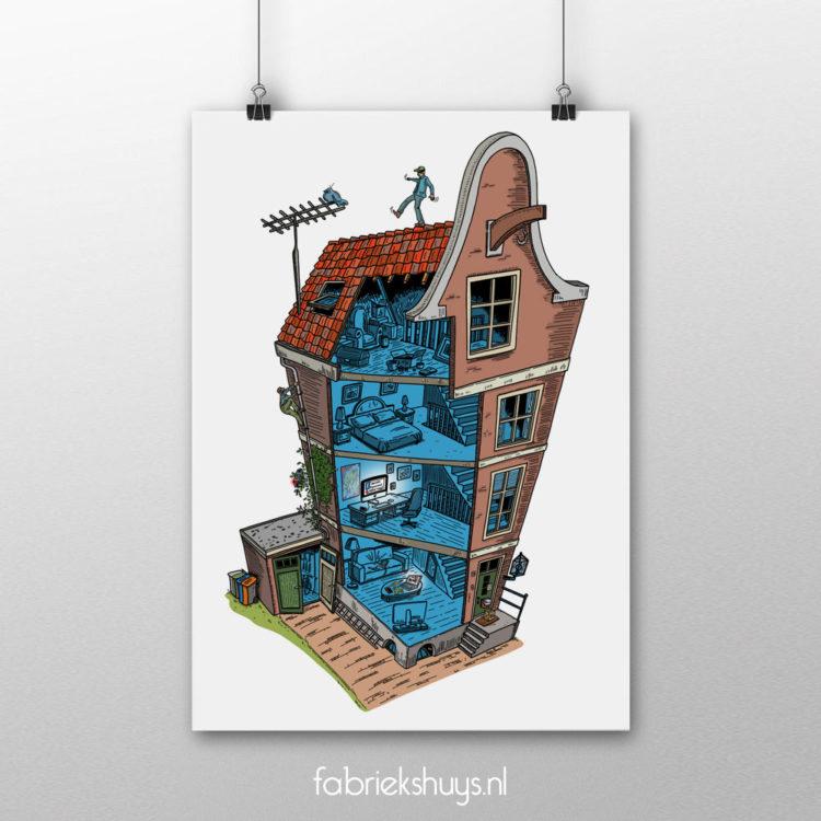 Fabriekshuys_Print_Poster_IG_Amsterdam_Gevel