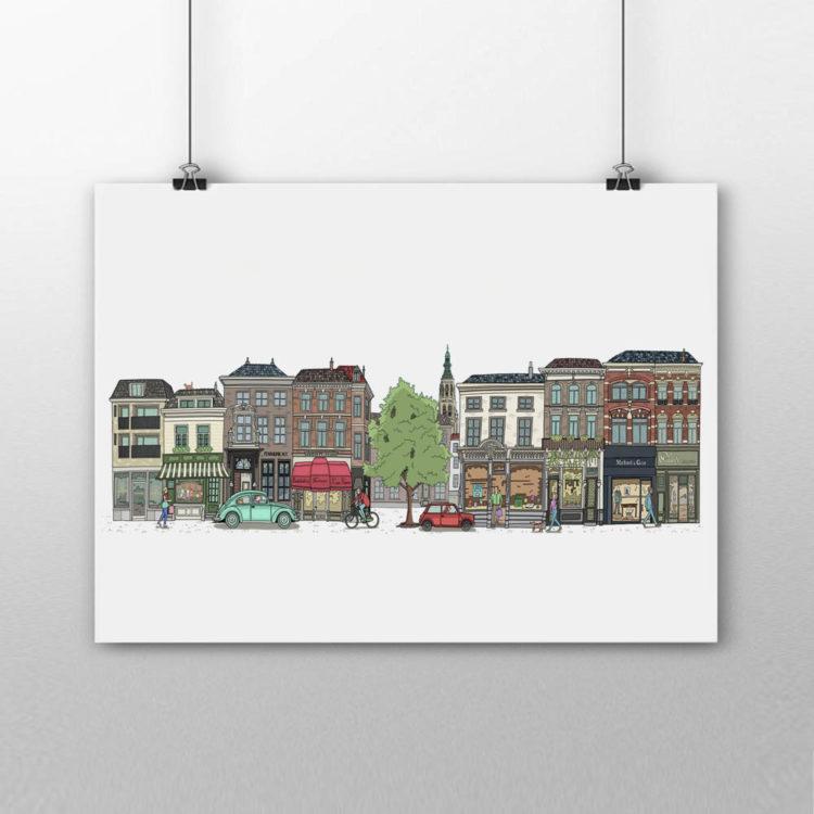 Fabriekshuys_Print_Poster_Straat_Breda