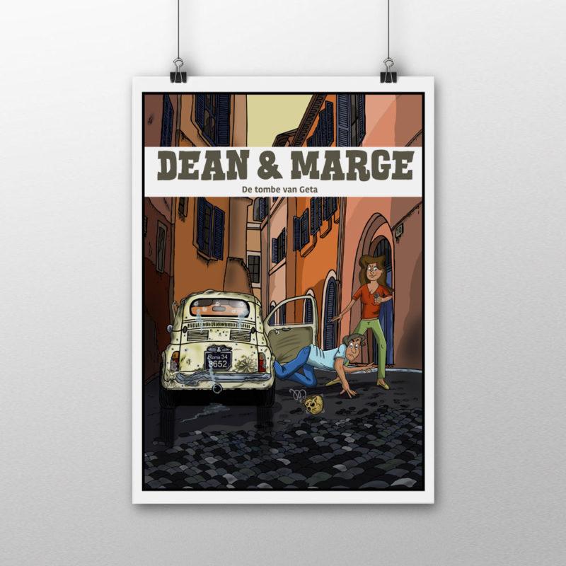Fabriekshuys_Print_Poster_Strip_Rome_1